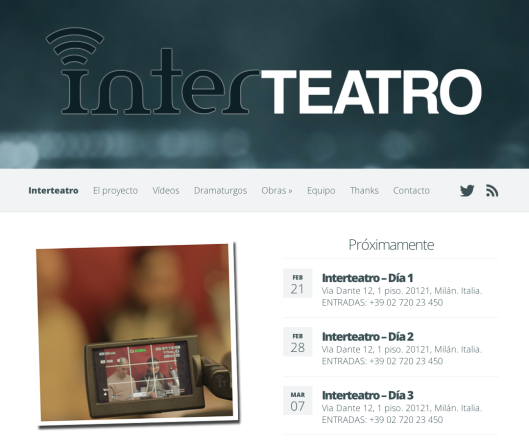 Interteatro