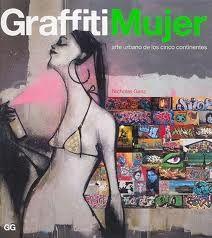graffiti mujer