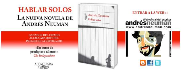 Andres Neuman Site oficial