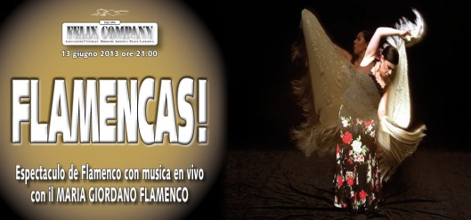 flamencas teatro osoppo volantino