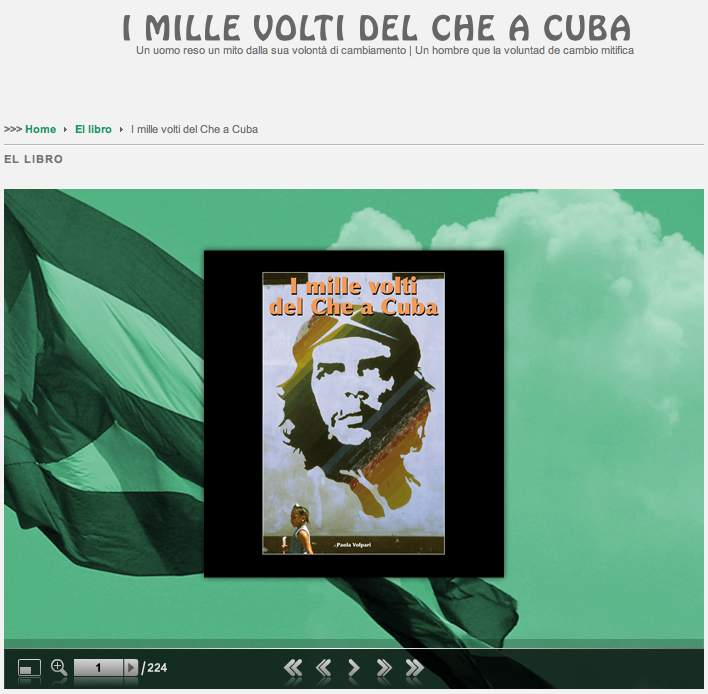 I Mille Volti del Che a Cuba