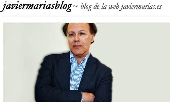 Blog de Javier Marías