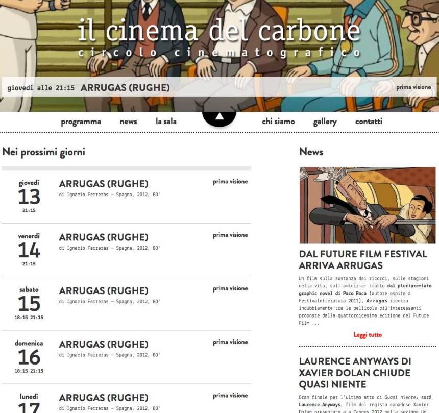 Cinema Carbone