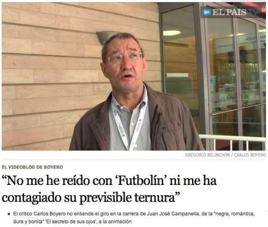 Boyero Fultbolin