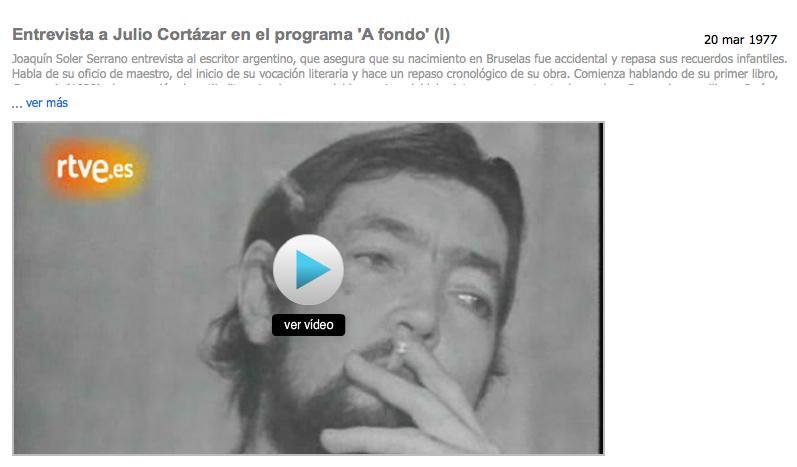 A Fondo Cortázar (I)