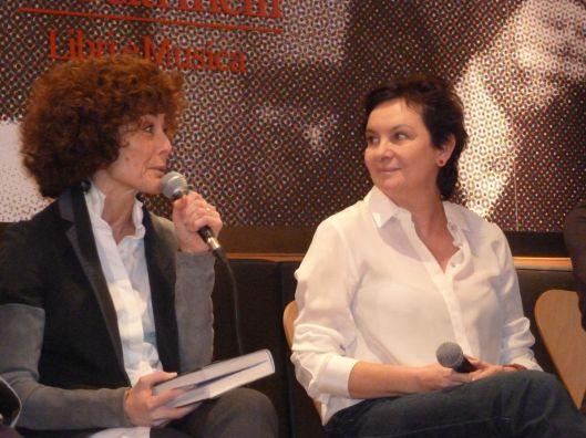Clara Sanchez en Piemonte  25:1:2023