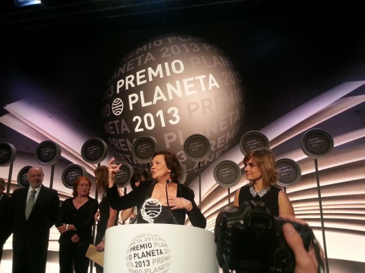 Clara Sanchez premio planeta 2013