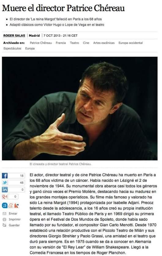 Muere Patrice ChéreauSchermata 2013-10-07 alle 22.25.39