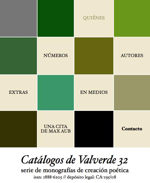 Catálogos de Valverde 32