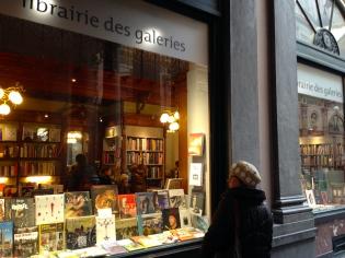 Librería de las Galerías