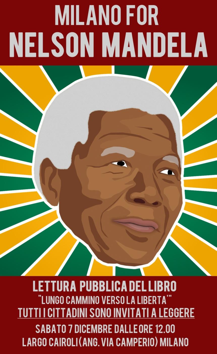 Nelson Mandela Milano
