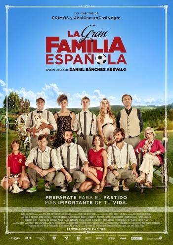 La grande familia española goya