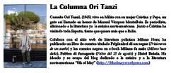 La Columna Ori Tanzi