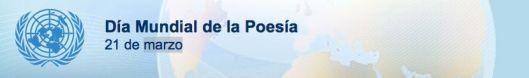 Día mundial de la poesia