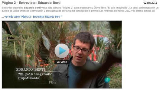 Eduardo Berti Pagina 2