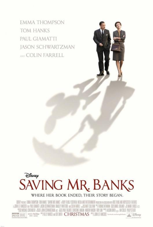 Saving Mr. Banks de John Lee Hancock