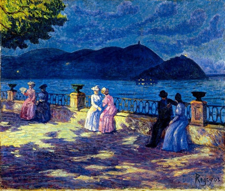 Dario_de_Regoyos_La_Concha_nocturno_1906_6_