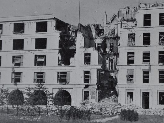 Ospedale Bombardato