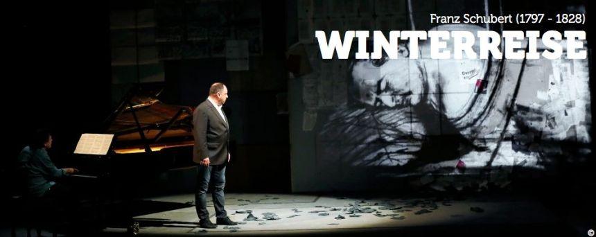 Winterreise escena