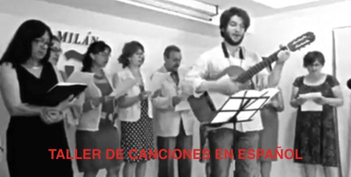 Programa Canta con nosotros