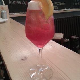 Beerspritz: l'aperitivo estivo del Beerbacco. Edizione limitata.