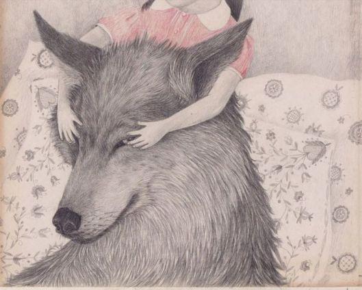 Microrrelatos : Los lobos