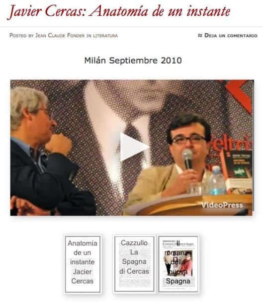 Cercas en Milán