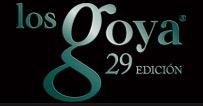 Los premios Goyas 2015.