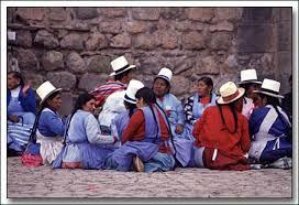 mujeres quechuas