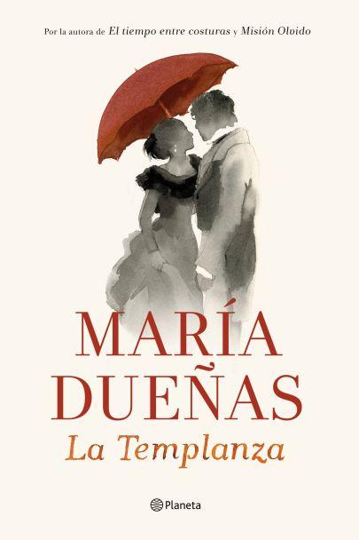 La templenza María Dueñas
