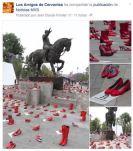 Zapatos Rojos de ELINA CHAUVET