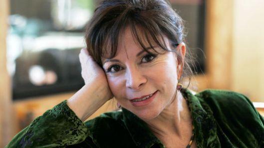 Isabel Allende verde
