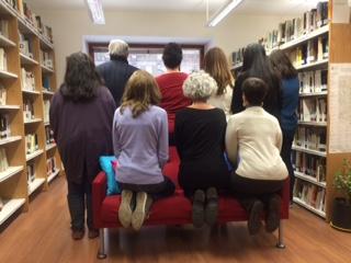 Miembros del Taller de Escritura Creativa- Instituto Cervantes, Milán, 2015