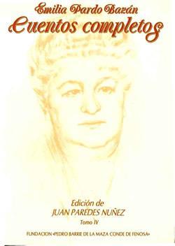 Cuentos completos de Emilia Pardo Bazán