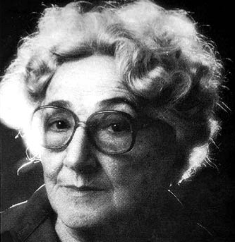 Rosa Chacel (Valladolid, 1898 - Madrid, 1994)