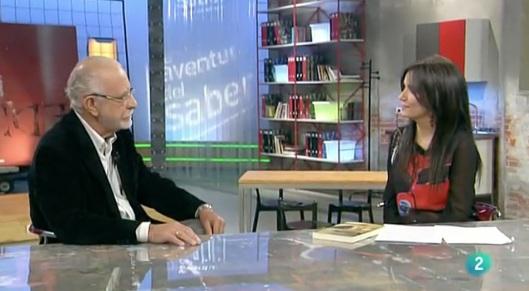 José María Merino en tv