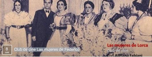 Club de cine Las mujeres de Federico