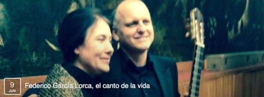 Frederico García Lorca- El canto de la vida