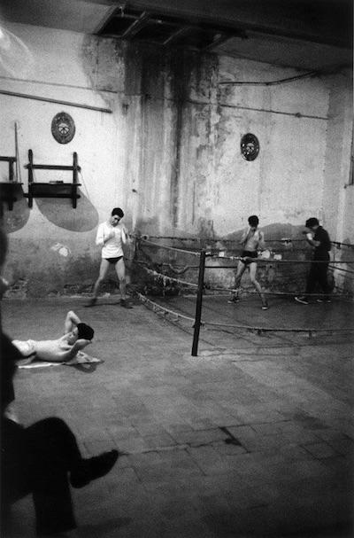 Fotografías de Ramón Masats en Neutral corner (1962) 2
