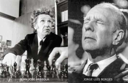 Arreola + Borges