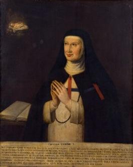 Marcela de San Félix y María de la Antigua